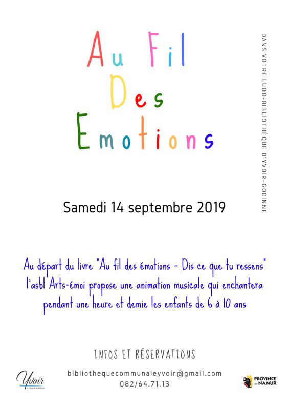20190914   Au fil des émotions   Facebook